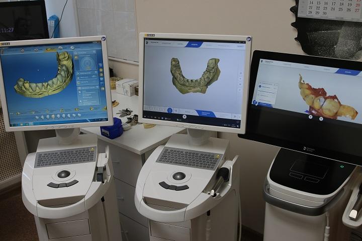 стоматологические сканеры